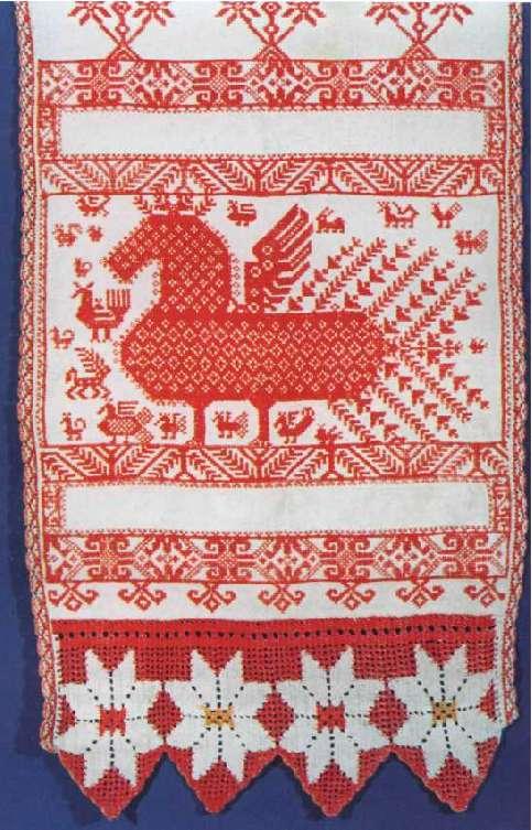 Схемы вышивок крестом оберегов: молитва и семь всех домов Вышивка символов оберегов схемы